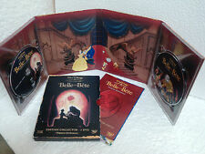 Edition Collector Digipack 2 DVD La Belle et la Bête Disney Version Intégrale 36