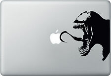 Venom (Spiderman) eats Apple Macbook / Laptop, iPad, iPhone, Vinyl Decal Sticker