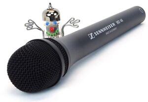 Sennheiser MD 46 Reporter Mikrofon Niere dynamisch + Top Zustand + 1.5J Garantie