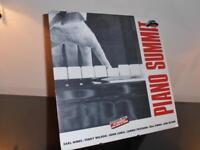 """Piano Summit"" Earl Hines- Teddy Wilson-John Lewis- Lennie Tristano / Philology"