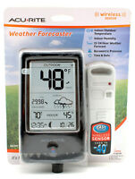 AcuRite Best Digital Home Weather Forecaster Wireless In/Outdoor Temp Humidity