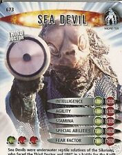 DR WHO ULTIMATE MONSTERS 673 SEA DEVIL