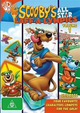 Scooby Doo -  All Star Laff-A-Alympics : Vol 1 (DVD, 2010)