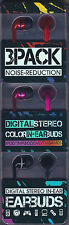 Sentry Noise Reduction Earbuds 3 Pack Special HO3PK - Brand New