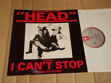"""Head-I CAN 'T STOP - 12"""" 4-TRACK-EP-Demon d1054t-UK 1987"""