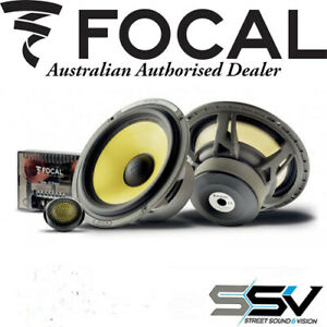 """Focal ES 165 K 6½"""" Two-Way Component Kit"""
