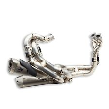 Gruppo di scarico completo in titanio Akaprovic Ducati Panigale V4 V4S 96481381A