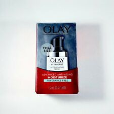 Olay Regenerist Regenerating Serum Advanced Anti-Aging Moisturizer .5 oz, NEW
