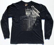KTM Racing Skull T Shirt Black L Troy Lee Designs Motorcycle Motocross Dirt Bike