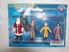 Lionel 6-14273 The Polar Express Add-on Figure Pack New 4 Figures O 027 Mib