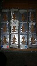 Rhodes Kook E King Cookie King Depositor Die Christmas Tree