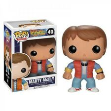 Back to the Future - Marty McFly Pop! Vinyl Figure NEW Funko