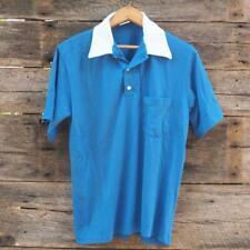 Vtg David Honison Polo Shirt 1970's Mens Size L Large