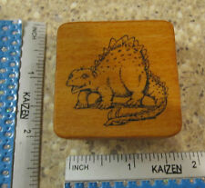 DINOSAUR MW RUBBER STAMP BY COMOTION