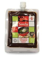 Sanchi   Genmai Miso Organic 200g