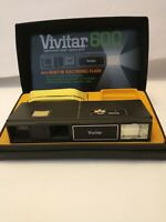 Vivitar 602 Point'N Shoot Pocket 110 Camera 23mm 1:4