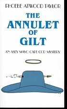 Asey Mayo Cape Cod Mystery The Annulet of Gilt 1986 Phoebe Atwood Taylor