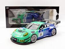 Minichamps Porsche 911 991 GT3 R 24h Nurburgring 2016 #44 1/18 Scale. New!