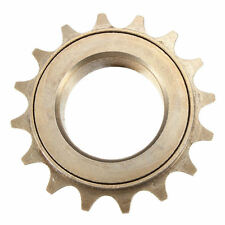 BMX Bike Bicycle Cycling 16T Tooth Single Speed Metal Freewheel Sprocket Brown