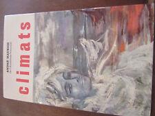 André Maurois: Climats/ Grasset relié avec jaquette