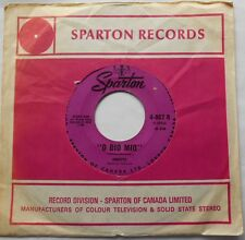 *ANNETTE O dio mio / It took dreams Ex to NM- CANADA ORIG 1960 TEEN GIRL POP 45