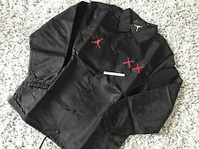 NIKE AIR JORDAN KAWS XXL COACHES JACKET 884483-010 JUMPMAN COMPANION XXLARGE 2XL