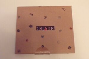 Quark XPress 4.1 Application for MAC OS and WINDOWS
