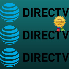 DirectTV Premier 330 Ch | 1 Year 24 Months HBO SHowtime Cinemax Starz