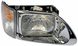 INTERNATIONAL 9200 1996-2018 RIGHT HEADLIGHT PARK SIGNAL LIGHT BEZEL HEAD LAMP