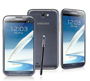 New in Box Samsung Galaxy Note 2 GT-N7100 16GB GSM Original Unlocked Smartphone