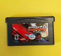 Racing Gears Advance (Nintendo Game Boy Advance, 2004) ***Tested