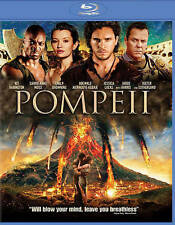 Pompeii (Blu-ray Disc, 2014, EXPIRED Digital Copy)  BRAND NEW