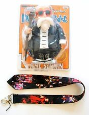 Dragon Ball Collection Master Roshi Soft Vinyl Figure Vol. 3 ~Free Lanyard~