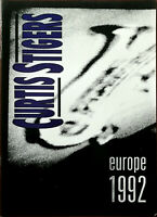Curtis Stigers Europe 1992 Tour Programme