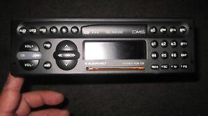 BLAUPUNKT AM FM STEREO RADIO CASSETTE PLAYER  MODEL SYDNEY RCM126  USED