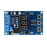 LED Digital Display MOS Control Delay/Relay Cycle Timer Module Switch 5~30V H2Y9
