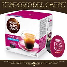 Kaffee Nescafe Dolce Gusto Krups 96 Kapseln Waffeln Espresso Deca - Original
