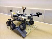 Lego Ideas NASA Mars Curiosity Rover 21104 **Retired**