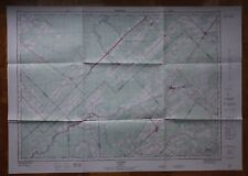 Topographic map LYSTER Quebec 21 L/5 1970 Canada - HS2003001018