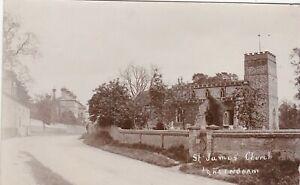 St. James Church & Houses, ICKLINGHAM, Suffolk RP