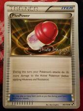 Trainer PlusPower World Championships 2012 SIGNED Shuto Itagaki NM Pokemon