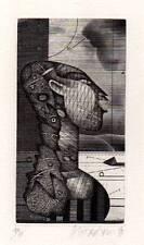 MORMINO Luigi, L'oiseleuse. Con 9 acqueforti originali di Assadour