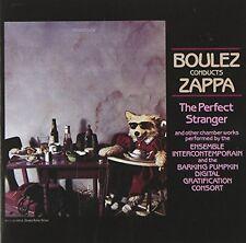 Frank Zappa - Boulez Conducts Zappa The Perfect Stranger [CD]