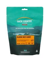 Back Country Cuisine Classic Beef Curry - 2 Serve