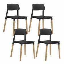 Artiss Belloch Replica Dining Chair - Black