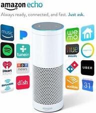 Genuine New Sealed Amazon Echo WiFi Smart Assistant Speaker with Alexa- White