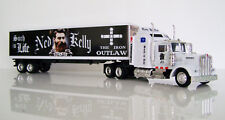 KENWORTH W900 Semi Truck Diecast 1:43 Scale Ned Kelly Custom Graphics