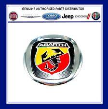 New Genuine Fiat Abarth, Grande Punto Front Grille Badge 735495891