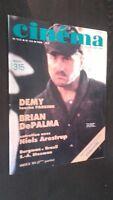 Revista Mensual Dibujada Cinema N º 315 Mars 1985 Buen Estado