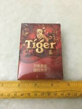 (JC) Tiger Poker Playing Card